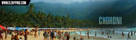 playas de venezuela - choroni