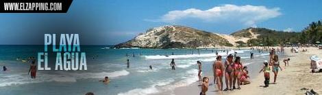 playas de venezuela - el agua