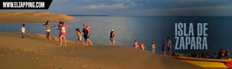 playas de venezuela - isla de zapara