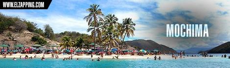 playas de venezuela - mochima