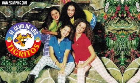 series venezolanas - El club de los Tigritos