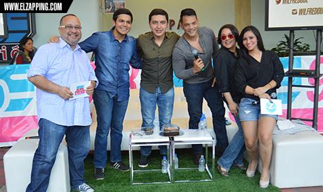 C - Armandito Hernandez - Wilfredo Ulacio - Hector Palmar - Gabriel Noto - Goya Sumoza - Rachel Perozo
