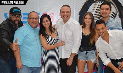 J - Angel David Sardi - Armandito Hernandez - Jean García - Rachel Perozo - Hector Palmar - Kany Coi - Gabriel Noto