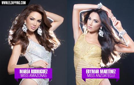 miss venezuela - amazonas anzoategui