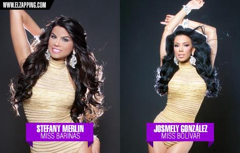 miss venezuela - barinas bolivar