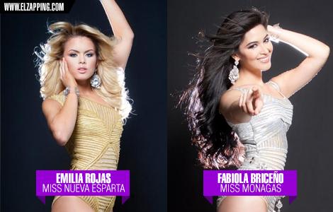 miss venezuela - nueva esparta monagas