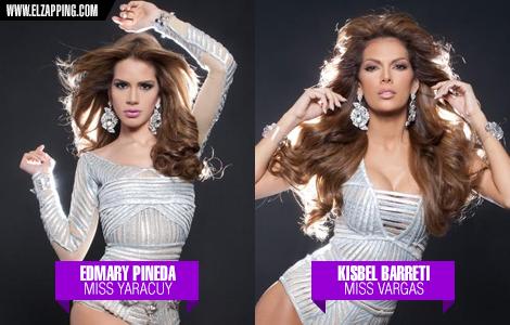 miss venezuela - yaracuy vargas