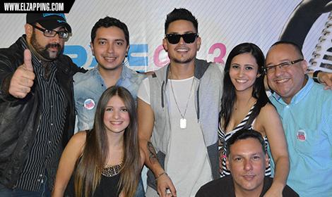 P - Angel David Sardi - Hector Palmar - Aran de las Casas - Rachel Perozo - Armandito Hernandez - Kani Coy - Chale Rodriguez