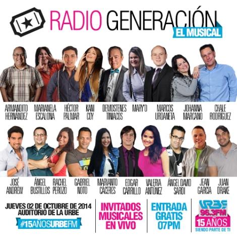 radio generacion
