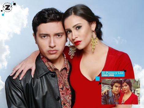 El Zapping - Homenaje a El Puma y Lila  - Héctor Palmar y Rachel Perozo