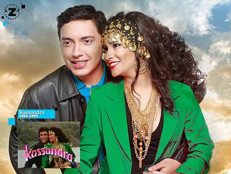 El Zapping - Homenaje a Kassandra  - Héctor Palmar y Rachel Perozo