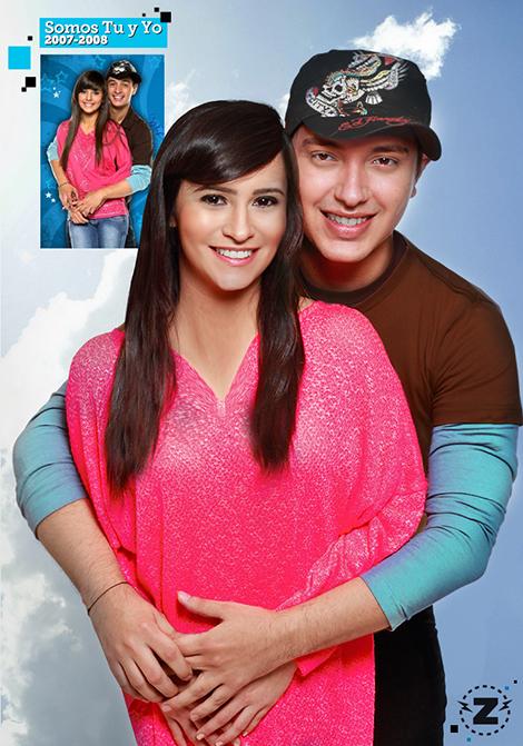 El Zapping - Homenaje a Somos tu y yo  - Héctor Palmar y Rachel Perozo