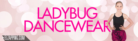 post head - ladybug dancewear